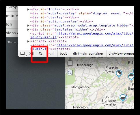 Using Selenium To Automate Testing Google Maps In - Us selenium map